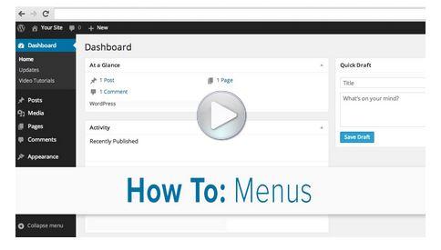Wordpress Tutorials Website Firepoint Media design