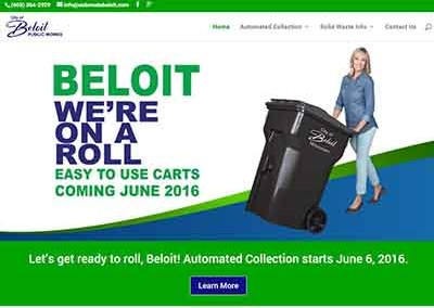 City of Beloit Solid Waste Website | Beloit, Wisconsin